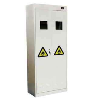 美直播屋电脑版全钢气瓶柜(两瓶)MSDQPG-QG2