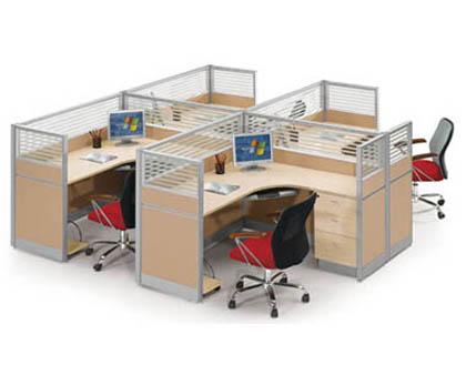 美直播屋电脑版组合办公桌MSD-ZHZ03