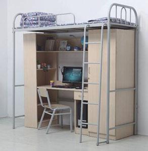 美直播屋电脑版四人间公寓床 MSD-C07