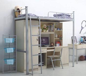 美直播屋电脑版四人间公寓床 MSD-C08