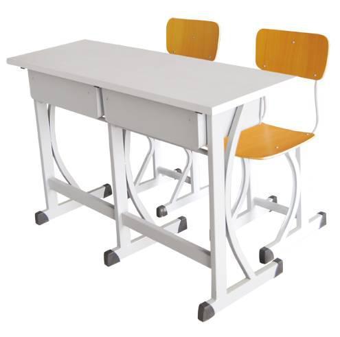 双人课桌椅 MSD-KZY-S05