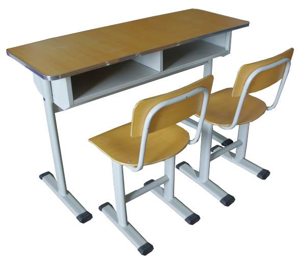 双人课桌椅 MSD-KZY-S02