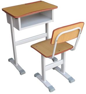 单人课桌椅 MSD-KZY-D01-2