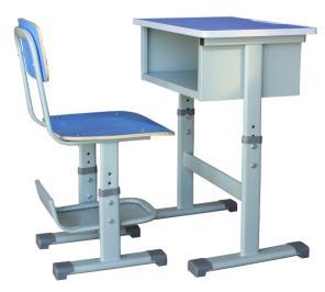 单人课桌椅 MSD-KZY-D06-2