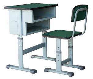 单人课桌椅 MSD-KZY-D06-3