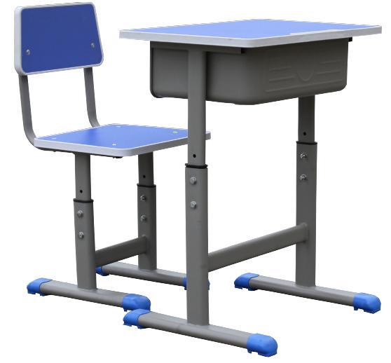 单人课桌椅 MSD-KZY-D05-4